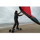 Wing surfer burė